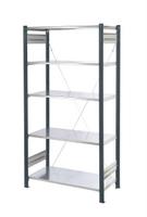 ®RasterPlan Steckregal Grundfeld 2000 x 1000 x 300 mm | günstig bestellen bei assistYourwork