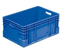 KAPPES Euro-Transportbehälter L x B 600 x 400 mm, Höhe 270 mm | günstig bestellen bei assistYourwork