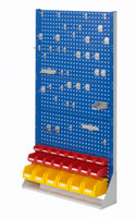 ®RasterPlan Stellwand einseitig, Größe 5 B x T 1000 x 240 mm Höhe 1790 mm | günstig bestellen bei assistYourwork