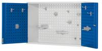 KAPPES®RasterPlan Hängeschrank Modell 10 HxBxT 620x920x335mm, Lochplattentüren | günstig bestellen bei assistYourwork
