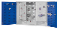 KAPPES®RasterPlan Hängeschrank Modell 30 HxBxT 620x920x335mm, Lochplattentüren | günstig bestellen bei assistYourwork