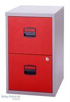 Hängeregistraturschrank PFA2 2 HR-Schubladen, HxBxT 672x413x400mm   günstig bestellen bei assistYourwork