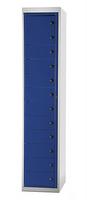 Fächerschrank mit Zentraltür 12 Fächer HxBxT: 1820 x 380 x 455 mm | günstig bestellen bei assistYourwork