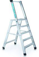 Genietetes Arbeitspodest 40234, 4 Stufen, klappbar, Modell Seventec RC SP | günstig bestellen bei assistYourwork