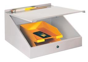 PAVOY Wandpult HxBxT: 95-270 x 495 x 495 mm | günstig bestellen bei assistYourwork