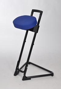 Stehhilfe mit Kunstledersitz in vielen Farben | günstig bestellen bei assistYourwork
