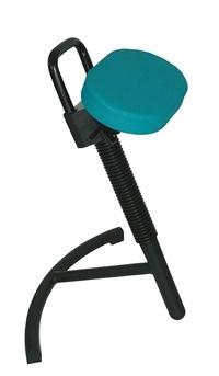 Stehhilfe Stabilith mit Kunstledersitz mit Gasdruckfeder | günstig bestellen bei assistYourwork