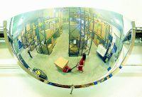 1-4- Kugelspiegel 180°, Spiegelfläche 800mm | günstig bestellen bei assistYourwork