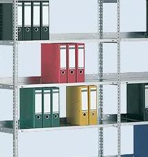 schraubregal grundfeld 9 b den 2900 x 750 x 300 mm. Black Bedroom Furniture Sets. Home Design Ideas