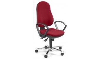 Bürodrehstuhl Komfort HxBxT: 42-55x46x46 cm   günstig bestellen bei assistYourwork