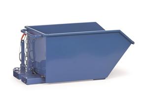 FETRA Kippbehälter 6230A mit Ablasshahn, Tragkraft 750kg, 300 l Inhalt | günstig bestellen bei assistYourwork