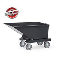 FETRA Muldenkipper 4701-7016, 1200x652x413mm Tragkraft 750kg, 250 l Inhalt | günstig bestellen bei assistYourwork