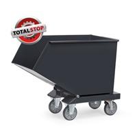 FETRA Muldenkipper 4703-7016, 1321x794x735mm Tragkraft 750kg, 600 l Inhalt   günstig bestellen bei assistYourwork