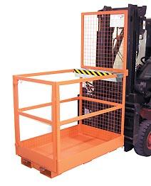 Arbeitsbühne MB-D-L lackiert 1200x800mm  | günstig bestellen bei assistYourwork