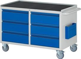 Montagewagen A5-LL3.0.0I-MT, HxBxT: 795x1145x650 mm | günstig bestellen bei assistYourwork