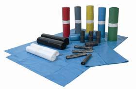 Müllsack 120l Inhalt, blau, VPE 2000 Stück | günstig bestellen bei assistYourwork