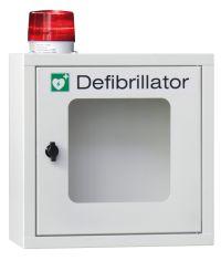 PAVOY Schrank für Defibrillator 490x400x220mm mit Sirene + Lampe | günstig bestellen bei assistYourwork