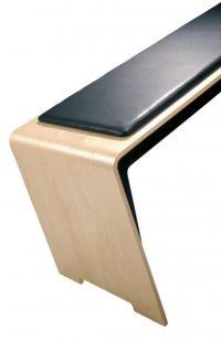 Design Sitzbank Myriad Mit Sitzpolster