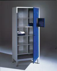 Wäsche-Ausgabeschrank S3000 Evolo 1850x810x500mm, mit 10 Türen | günstig bestellen bei assistYourwork