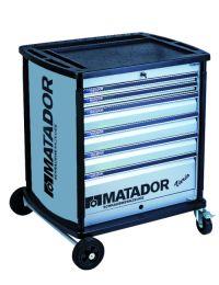 MATADOR Werkzeugwagen VARIO S mit 108-teiligem Werkzeugsortiment | günstig bestellen bei assistYourwork