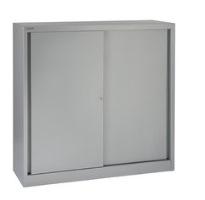 BISLEY Schiebetürenschrank ECO SD412112S HxBxT: 1181 x 1200 x 430 mm | günstig bestellen bei assistYourwork