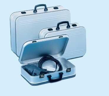 Leichtmetall-Servicekoffer 40873, 20l, 505 x 365 x 130 mm | günstig bestellen bei assistYourwork