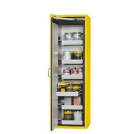 Sicherheitsschrank PBF.196.60-G-8 1968x600x615mm, mit 6 Vollauszügen   günstig bestellen bei assistYourwork