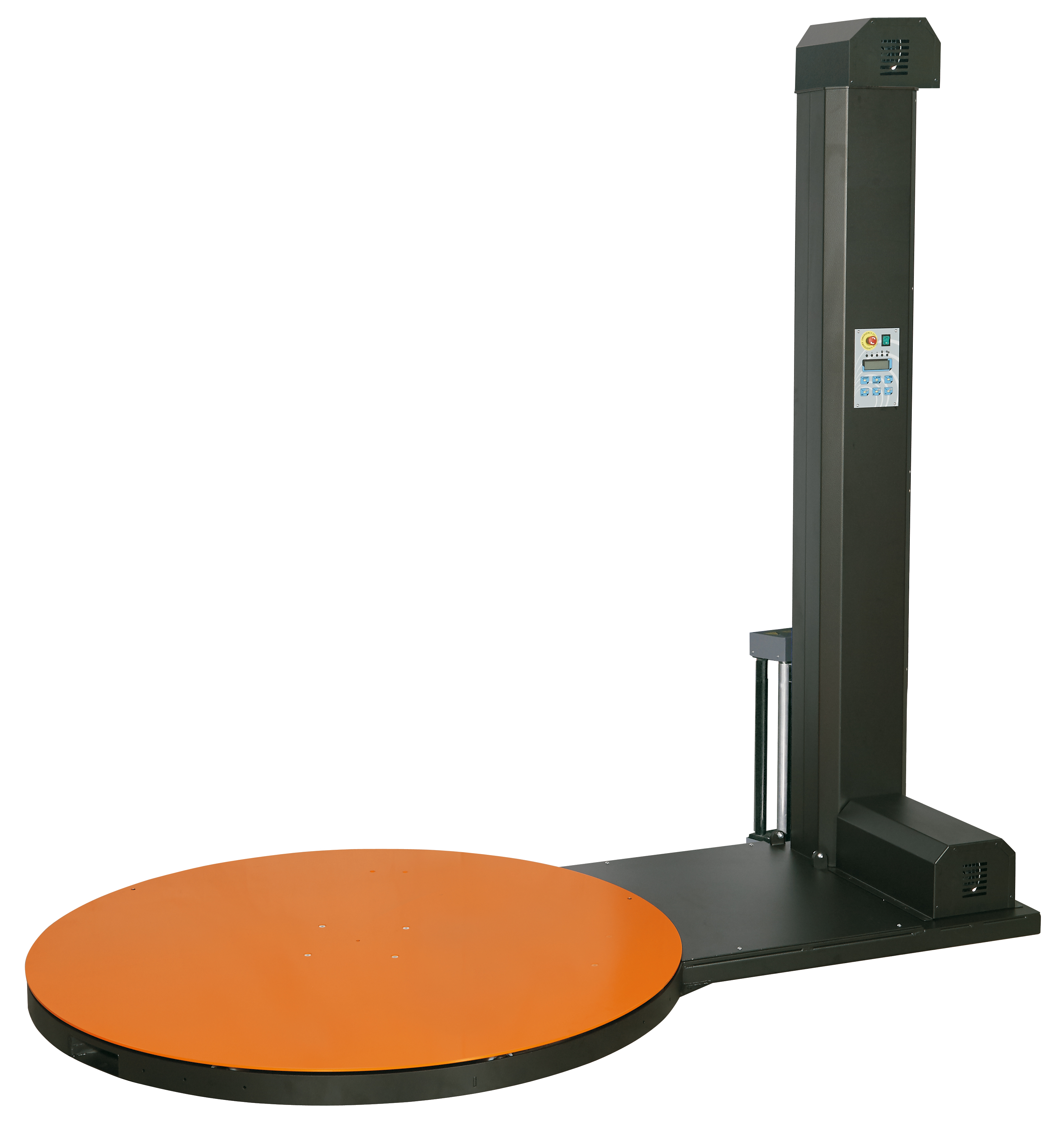 Stretchanlage PS NOBEL TOP-ANGEBOT 1500mm Drehteller, Wickelhöhe 2100mm | günstig bestellen bei assistYourwork