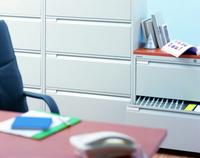 Hängeregistraturschrank YESF0810 BxT 800x470mm 3 Schubladen á 304mm | günstig bestellen bei assistYourwork