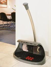 Schuhputzmaschine Cosmo Plus BxTxH 60 x 38 x 32 cm | günstig bestellen bei assistYourwork