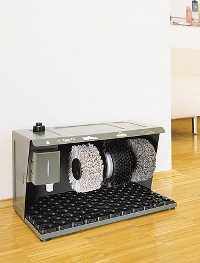 Schuhputzmaschine Easy Comfort BxTxH 49 x 32 x 31 cm | günstig bestellen bei assistYourwork