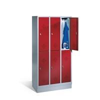 Select Doppelstockspind Classic S2000 3x2 Abteile, auf Sockel, EXPRESS LIEFERUNG | günstig bestellen bei assistYourwork