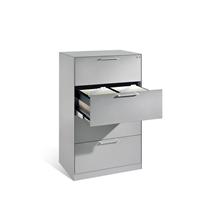 Asisto Hängeregistraturschrank 4 Schubladen, EXPRESS-LIEFERUNG | günstig bestellen bei assistYourwork