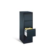Hängeregistraturschrank 4 Schubladen 1-bahnig, EXPRESS-LIEFERUNG | günstig bestellen bei assistYourwork