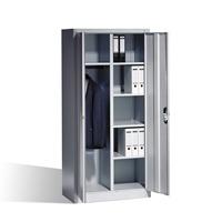 Büroschrank mit Garderobenabteil HxBxT 1950 x 930 x 500 mm, EXPRESS-LIEFERUNG | günstig bestellen bei assistYourwork