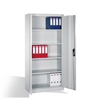 Büroschrank mit 4 Einlegeböden HxBxT 1950 x 930 x 500 mm, EXPRESS-LIEFERUNG | günstig bestellen bei assistYourwork