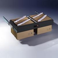 Hängerahmen 2-bahnig, für Breite 1000mm für DIN A4 Hängehefter | günstig bestellen bei assistYourwork