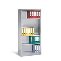 Büroregal mit 4 Einlegeböden HxBxT 1950 x 930 x 400 mm, EXPRESS-LIEFERUNG | günstig bestellen bei assistYourwork