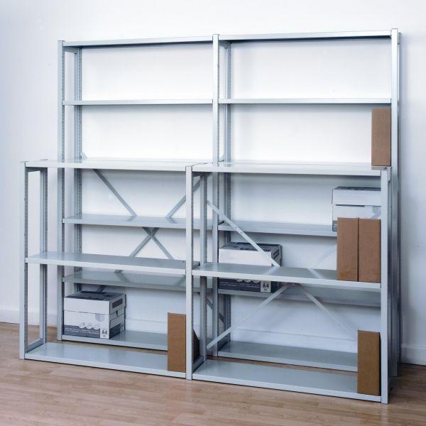 bisley b roregal 1827x830x300mm regalsystemeb round. Black Bedroom Furniture Sets. Home Design Ideas