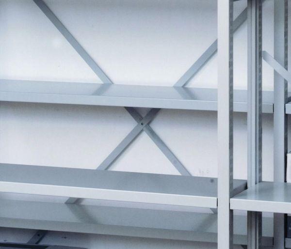 bisley zus tzlicher fachboden regalsystemeb round. Black Bedroom Furniture Sets. Home Design Ideas
