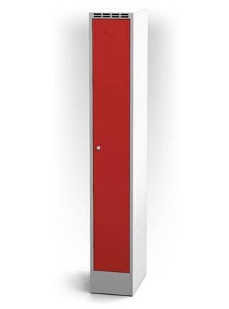kleiderschrank 1 teilig doppelwandige t r schulm bel schulspinde schulm bel schulspinde. Black Bedroom Furniture Sets. Home Design Ideas