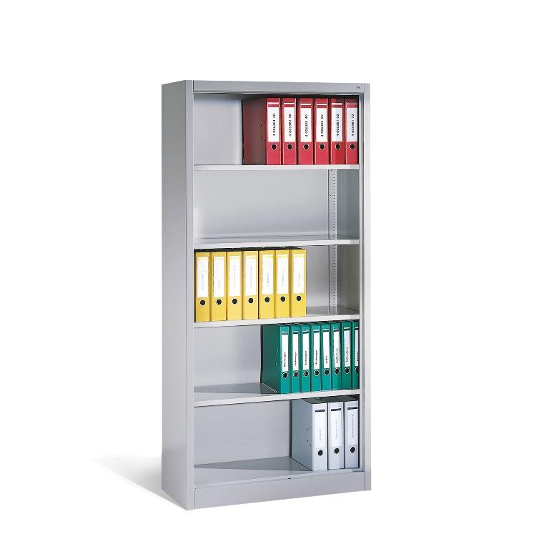 b roregal aus stahl 1 100995 mit 4 einlegeb den werkstatteinrichtungen werkzeugschr nke. Black Bedroom Furniture Sets. Home Design Ideas