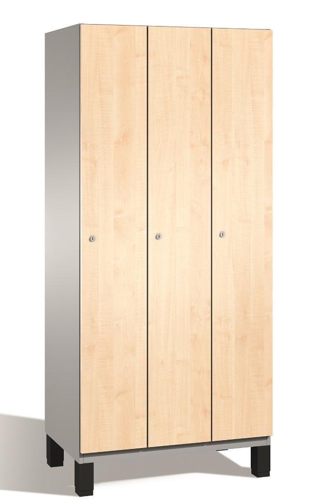 Spinde Holz garderobenschrank s 6000 cambio garderobenschrank