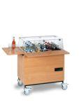Ebinger elektrisch gekühlter Getränkewagen 0145   günstig bestellen bei assistYourwork