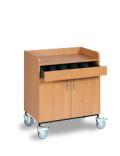 Ebinger Servicestation 0321, LxBxH 815x520x1000mm, | günstig bestellen bei assistYourwork