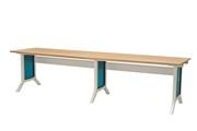 workline-Arbeitstisch 07.30.15A 3000 mm breit, mit Klemmfeststellung | günstig bestellen bei assistYourwork