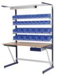 WORKRASTER Grundmodul A07.899.02 1500x800x2070mm, inkl. Zubehör | günstig bestellen bei assistYourwork