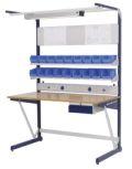 WORKRASTER Grundmodul A07.899.03 1500x800x2070mm, inkl. Zubehör | günstig bestellen bei assistYourwork
