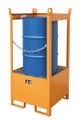 Fass-Stapelpalette FSP-1, lackiert, offen, für 1 200-l-Fass | günstig bestellen bei assistYourwork