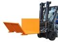 Langgut-Kipper Typ LGK lackiert LxBxH 1500x1440x780mm, ohne Seitenwände | günstig bestellen bei assistYourwork